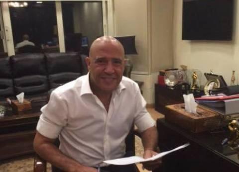 """""""هنيدي"""" يحتفل بعيد ميلاد أشرف عبدالباقي على """"مسرح مصر"""""""