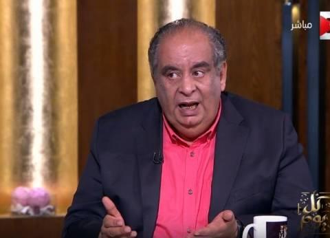 """يوسف زيدان: طه حسين """"كان ساكن في شارع الهرم"""".. وزار القدس"""