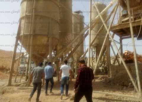 بالصور| بدء أعمال الحفر بجامعة الملك سلمان بشرم الشيخ