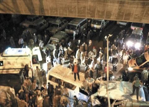 خبير بالأمم المتحدة: 40 مليار جنيه سنوياً خسائر حوادث الطرق فى مصر