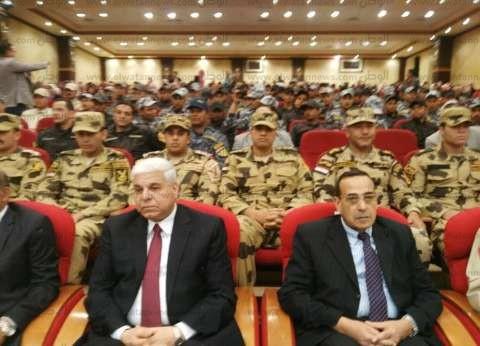 محافظ شمال سيناء: التعليم والصحة على رأس أولوياتي