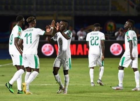 منتخب السنغال يتقدم على تنزانيا بهدف نظيف في الشوط الأول