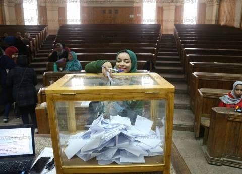 """""""ممثل القاهرة"""" يفوز بمركز أمين اتحاد طلاب الجمهورية"""