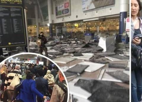 عاجل| مقتل 23 شخصا في تفجيرات بروكسل