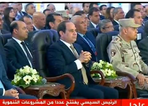 """شكرهم السيسي في """"حكاية وطن"""" واليوم يزورهم: """"الصعايدة"""" كلمة السر"""