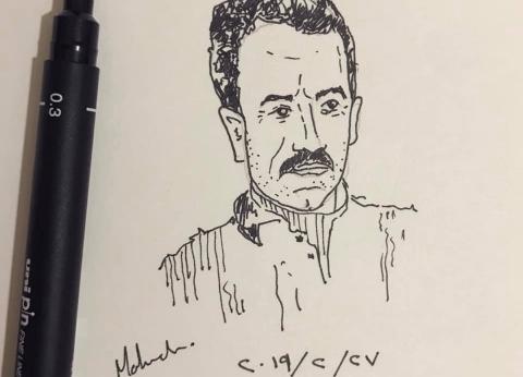 بورتريه| وليد مرضي بطلا في «محطة مصر» ومنقذا لخيال فني