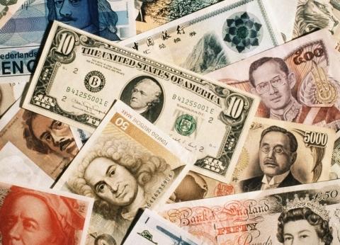 أسعار العملات اليوم الإثنين 12-8-2019 في مصر