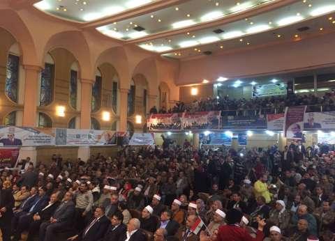 غدا.. مؤتمر حاشد لعمال حلوان لدعم السيسي في الانتخابات الرئاسية