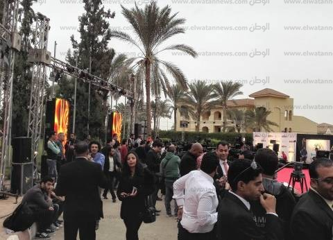 بث مباشر| حفل توزيع جوائز السينما العربية ACA