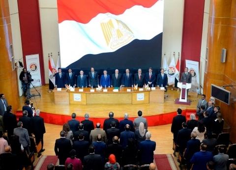 """""""الوطنية للانتخابات"""": اليوم أضحت مدة رئاسة البلاد 6 سنوات"""