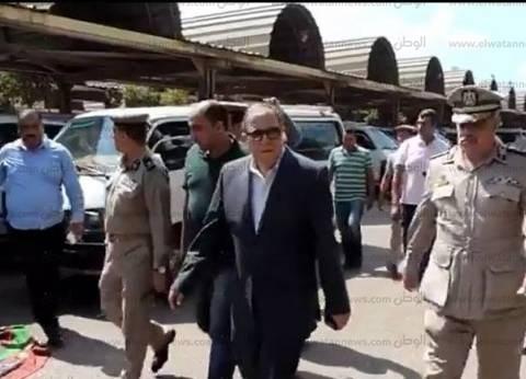 مدير أمن كفر الشيخ الجديد: المواطن سيكون شغلي الشاغل