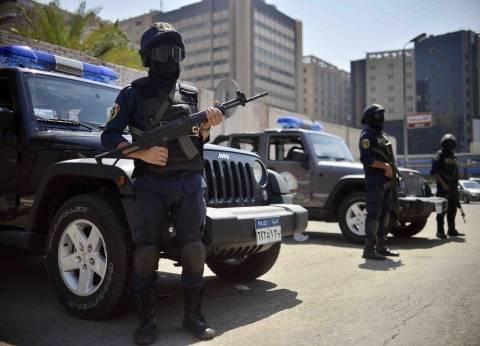 حرم آمن فى محيط المنشآت الحيوية والمرافق العامة خلال احتفالات «الثورة»
