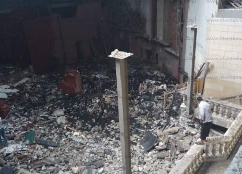 """محافظ القاهرة: تشكيل لجنة هندسية لمعاينة """"سينما ريفولي"""""""