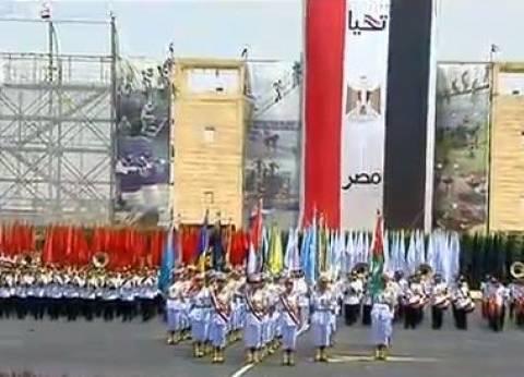 عاجل| وزير الداخلية يمنح خريجي الشرطة درجة البكالوريوس مع تعيينهم
