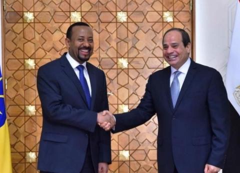 تايم لاين| زيارات السيسي إلى إثيوبيا.. آخرها «ترأس الاتحاد»