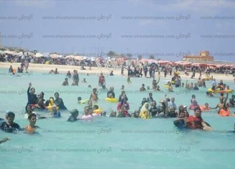 """""""سياحة مطروح"""": نسبة إشغالات الفنادق والقرى السياحية 100% في العيد"""
