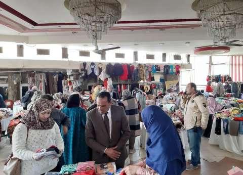 احتفالًا بـquotعيد الأمquot.. مدينة بنها تفتتح معرضًا للمنتجات بأسعار مخفضة