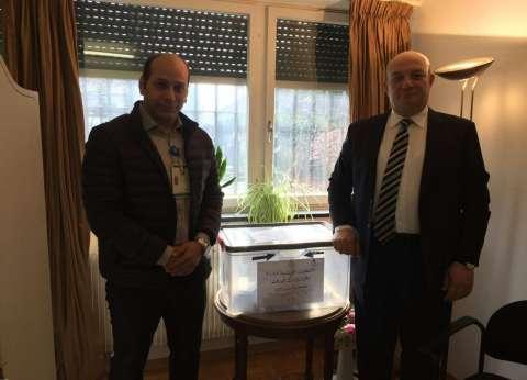 ايمن نصري: تسهيلات للمصريين بسويسرا للإدلاء بأصواتهم بالانتخابات