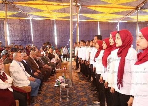 تأجيل احتفالات محافظة قنا بعيدها القومي حدادا على ضحايا حادث محطة مصر