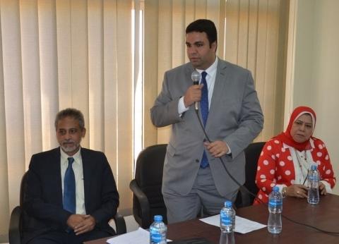 ورشة عمل بمركز السويس للحام بحضور ممثلين عن 27 محافظة