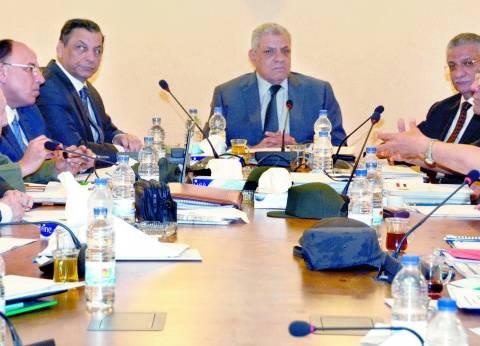 """""""أراضي الدولة"""": اطلاع مجلس النواب على معوقات اللجنة وجهود تذليلها"""