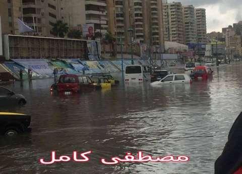 وحيد سعودي يتحدث عن شائعة تعرض مدينة الإسكندرية للغرق