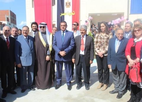 بيت الزكاة يفتتح أول وحدة صحية في الشرقية بالتعاون مع البحرين
