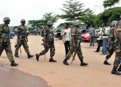 """مئات الأشخاص يفرون من """"داعش"""" شمال شرق نيجيريا"""