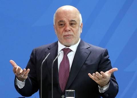 """""""العبادي"""" يبحث مع طالباني حل الإشكالات العالقة بين بغداد و""""كردستان"""""""