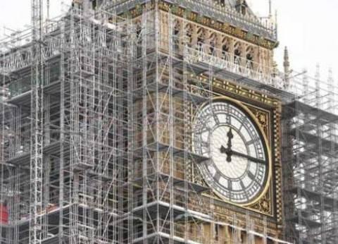 """ساعة """"بيج بن"""" تدق من جديد في ذكرى انتهاء الحرب العالمية الأولى"""