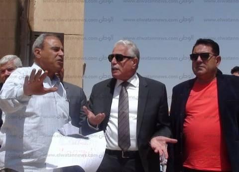 """""""تنفيذي جنوب سيناء"""" يطالب بتخفيض الإيجار الشهري للمنازل البدوية"""