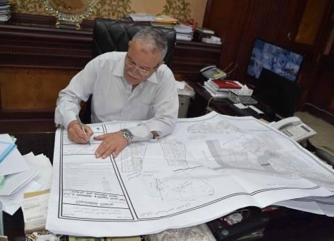 اعتماد المخطط العام لإنشاء 8 عمارات إسكان اجتماعي بمغاغة في المنيا