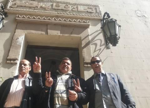 5 شعراء يدخلون اعتصاما مفتوحا احتجاجا على سياسة رئيس اتحاد الكتاب