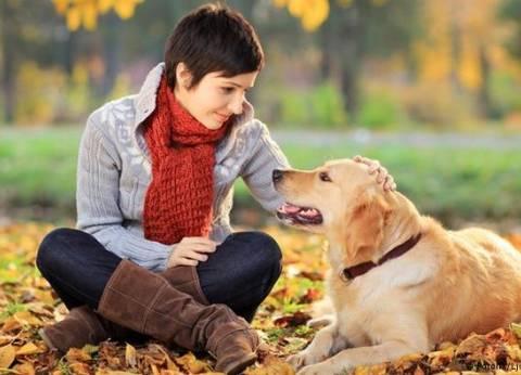 صاحبات الحيوانات الأليفة أقل عرضة للوفاة بالسكتة الدماغية