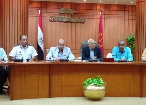 محافظ بورسعيد يشيد بمساهمة هيئة قناة السويس في المشروعات التنموية