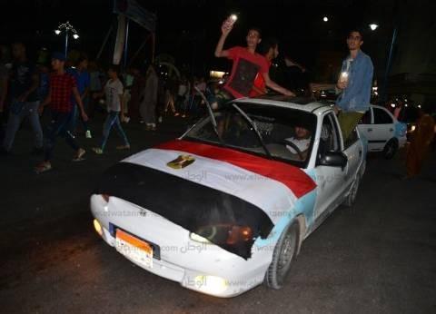 محافظ مطروح يهنئ السيسي بوصول مصر لكأس العالم