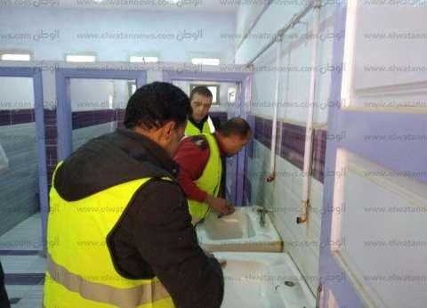 مياه الشرب بالإسكندرية: جمع تبرعات لتوفير قطع ترشيد الاستهلاك بالمدارس