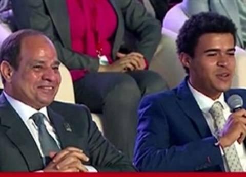 """ياسين الزغبي: أكتر كلمة جاتلي بعد المؤتمر """"إنت الأمل"""""""