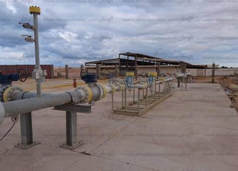 """قريبا.. الغاز الطبيعي يدخل مدينتي """"أسنا"""" و""""أرمنت"""" بالأقصر"""