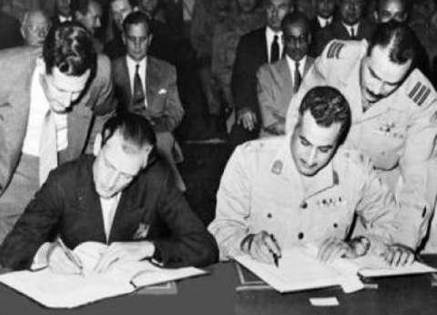 القومية العربية ومحاربة الاستعمار.. مبادئ أرساها «ماسبيرو عبدالناصر»