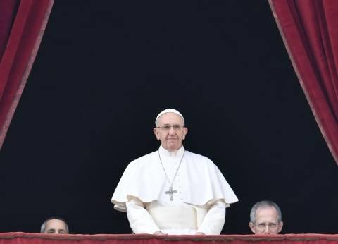 عاجل| بابا الفاتيكان يدين حادث تفجير كنيسة طنطا