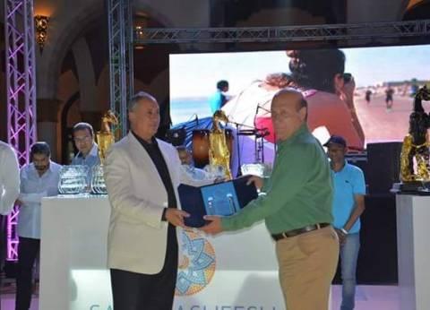 محافظ البحر الأحمر يحضر حفل تكريم بطولة الفروسية في الغردقة