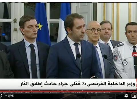 وزير الداخلية الفرنسية: مراقبة أمنية مشددة على أسواق أعياد الميلاد