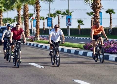 مصر في أبهى صورها.. منتدى شباب العالم بعيون الصحافة العالمية