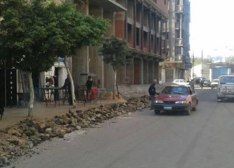 تنفيذ مشروع إحلال وتجديد كابل جهد منخفض غرب الإسكندرية