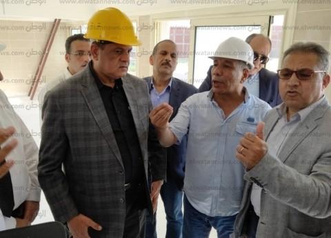"""""""محلية النواب"""" تصدر تقريرها النهائى حول زيارة محافظة الإسكندرية"""
