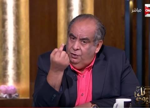 يوسف زيدان ردا على منتقديه: أحمد عرابي ولّع في إسكندرية