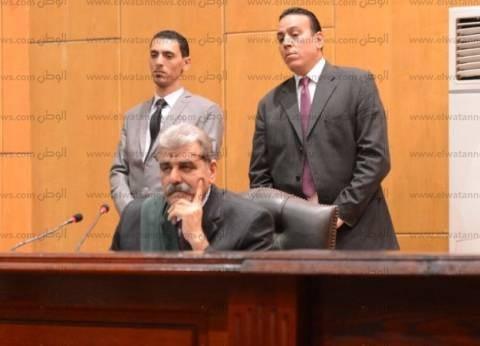 """""""جنايات دمياط"""" تؤجل محاكمة متهم بـ""""القتل العمد"""" لـ13 أغسطس"""