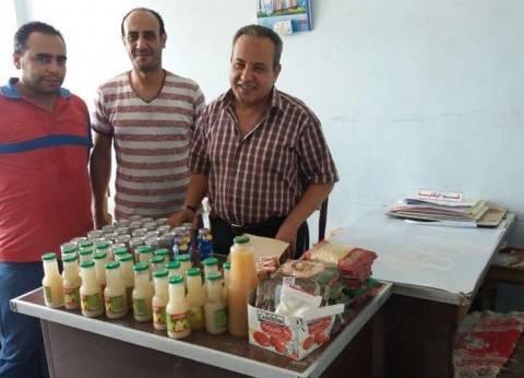 ضبط 27 قضية تموينية بأسواق مدينة أسوان