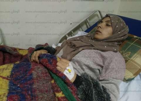 """ممرضة """"الحسنة"""" تنهي إضرابها بعد الموافقة على نقلها لـ""""العريش العام"""""""